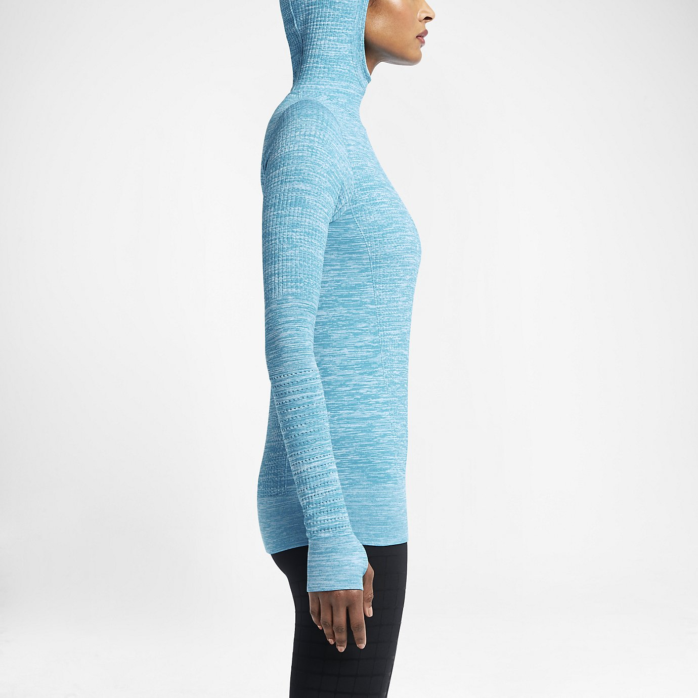 Nike Pro Hyperwarm Limitless Pullover